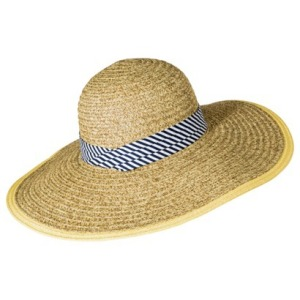 Merona floppy hat from Target at South Shore Plaza